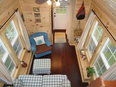 mytinyhousedirectory: Tiny Home - Keep on the Sunny Side: