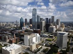 Three participants in Thursday's conference, titled 'What does Dallas want to be?', offer their opinions