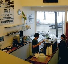 Bradburys Coffee North Hamilton Street Madison WI - 5 most unique coffee shops in hamilton on