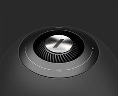 L is a wireless speaker concept design that explores a new sound narrative for Harman Kardon through the use of light. Speaker Design, Audio Design, Interface Design, User Interface, Sketch Design, Interactive Design, Design Reference, Industrial Design, Air Purifier