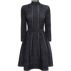 ALEXANDER MCQUEEN|Dresses|Full Circle Mini Dress