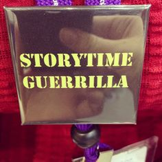 The Show Me Librarian: Guerrilla Storytime: Ideas & Advocacy at #ala2013