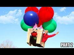 YouTube Helium Balloons, Share The Love, Lego, Bird, Christmas Ornaments, Holiday Decor, Outdoor Decor, Youtube, Game