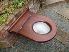 Antique Mahogany Wooden High Level Throne Toilet Seat – DragonQuarry Antiques & Restoration