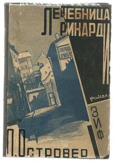 M. Dlugach 1928 | constructivist books