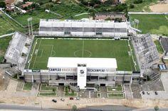 Estádio Maria Lamas Farache (Frasqueirão) - Natal (RN) - Capacidade: 15,1 mil - Clube: ABC