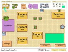 61 THE FLOOR PLAN LAYOUT OF THE GRADE R CLASSROOM YOU ENVISAGE