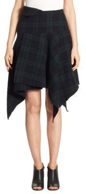 Nocturne 22 Asymmetrical Skirt