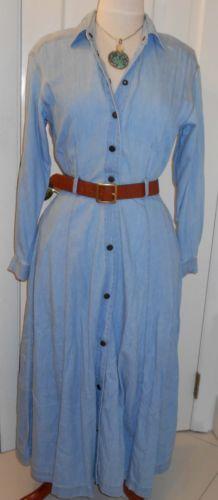 fe4e1a8e216c LIZ CLAIBORNE. Denim Jumper Maxi Dress. Perfect for all seasons --a great  addition to your wardrobe! 100%25 cotton denim. Machine wash, tumble dry.  DON'T ...