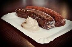 hurka kolbász – Google Kereső Sausage, Meat, Google, Food, Sausages, Essen, Meals, Yemek, Eten