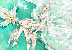 Hakuei Ren (Magi: The Labyrinth of Magic)