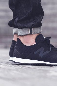http://www.myfashiondaily.com/category/new-balance/ NEW BALANCE 420 Black