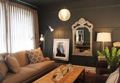 bryn alexandra: Loving Lately......  This space is SO cozy!