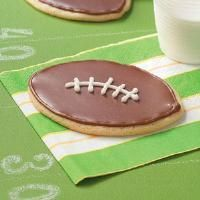 Touchdown Cookies Recipe | Holiday Cottage