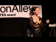 ▶ Humans, Cyborgs, Posthumans: Francesca Ferrando at TEDxSiliconAlley - YouTube
