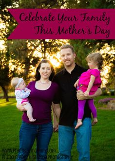 Celebrate Your Family This Mother's Day
