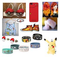 """pokemon.rave"" by musicislove013113 ❤ liked on Polyvore"