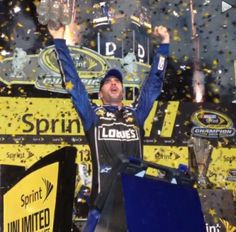 Where does Jimmie Johnson rank among the all-time #NASCAR greats?