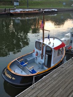 "THIMBLE TUGBOAT | Wee Tug, ""Thimble"" Another Wee Tug"