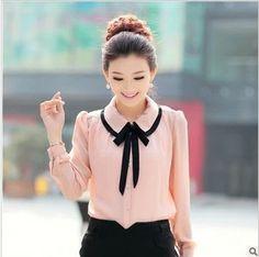 Pink Blouse 38
