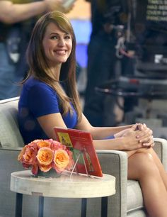 Jennifer Garner was fresh faced for her appearance on Good Morning America on…
