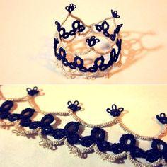 王冠みたいなブレスレット cute!