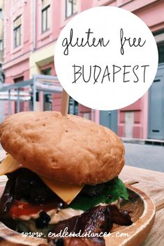If you're finding yourself hungry in Hungary, read this ultimate guide to gluten free Budapest! Including gluten free Budapest restaurants and more. Sin Gluten, Budapest Restaurant, Budapest Travel, Hungary Travel, Gluten Free Restaurants, Places To Eat, Food Places, Food Allergies, Foodie Travel