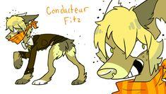 .:LupisVulpes:. -Conducteur Fitz-