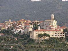 Diano Castello, Riviera Ligure, Italy #essenzadiriviera