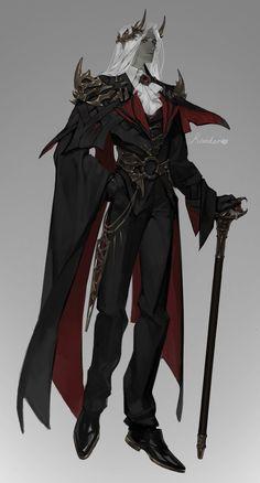 Fantasy Character Design, Character Design Inspiration, Character Concept, Character Art, Concept Art, Dark Fantasy Art, Fantasy Artwork, Dnd Characters, Fantasy Characters