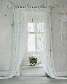 The lace will be one of our main news for this coming AW2016, in a special selection of colours and products!✨ #numero74 #whitemood #beauty #lace #curtains #babydecor #babyroom #babyinspo #nurserydecor #allwhitedecor #freshness #homedecor #babynursery #kidsinspo #kidsdeco #whitedeco #baby