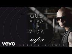 Wisin - Que Viva la Vida (Audio) - YouTube