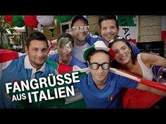 ▶ Italien-Fans feiern Deutschland - YouTube