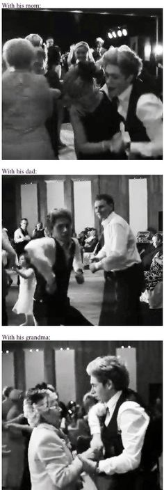 Niall dancing at Greg's wedding.... OMG he's a drunk wedding dancer. NIALL HORAN IS A DRUNK WEDDING DANCER. -E