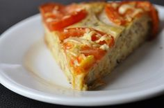 Quiche without tuna and tomato paste - Bec salé - Raw Food Recipes Raw Food Recipes, Healthy Dinner Recipes, Quiches, Food Porn, Speed Foods, Breakfast Quiche, Food Inspiration, Good Food, Brunch