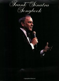 Songbook: Piano/Vocal/Chords by Frank, Jr. Sinatra.