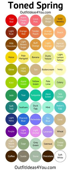 Colours of your choice