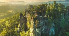 Just Pinned to Forests: Elbe Sandstone Mountains in Germany by Rolf Nachbar http://ift.tt/2qfjwwU