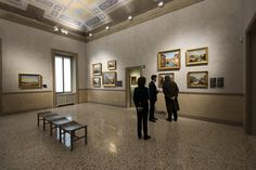 ERCO - Discovering light - Culture - Gallerie d'Italia, Piazza Scala