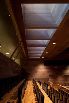 Reina Victoria Theatre by Enrique Abascal Arquitectos - I Like Architecture
