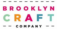 Super excited to announce Brooklyn Craft Company, a new space in Greenpoint Brooklyn where you can take classes and attend events on modern crafts + DIY! www.brooklyncraftcompany.com #brooklyn #crafts #diy #classes