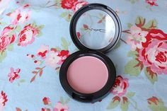 Review: MAC Well Dressed Blush.