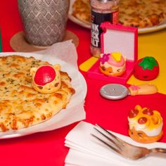 1afbc766281 Plan a Num Noms inspired pizza birthday party! Let party guests make their  own personal pizza creations and then they can mix