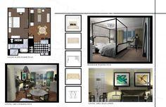 ID Portfolio: Westin Hotel Project (Guest Suite)