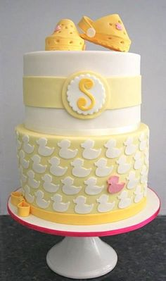 40 Amazing Baby Shower Cakes That Are Almost Too Adorable To Eat   22 Words