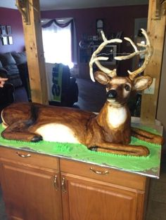 Deer Cake this is the one Lit Man wants, Making it much samller.