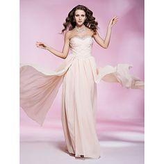LIZETTE - Vestido de Noche de Gasa – USD $ 179.99