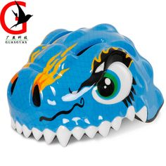 >> Click to Buy << Child safety protection Cute dinosaur helmet bicycle helmet baby kids head protection had cartoon safety cap TKX-1 #Affiliate