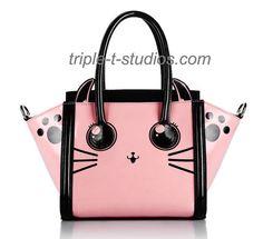 Triple T Studios - Feline Fun Handbag