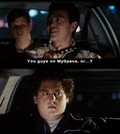OMG...watched this movie (Superbad) the other night. It was totally inappropriate, as Emma likes to tell me.....but absolutely hilarious!
